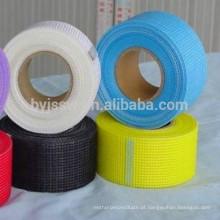 Malha de fibra de vidro para gesso