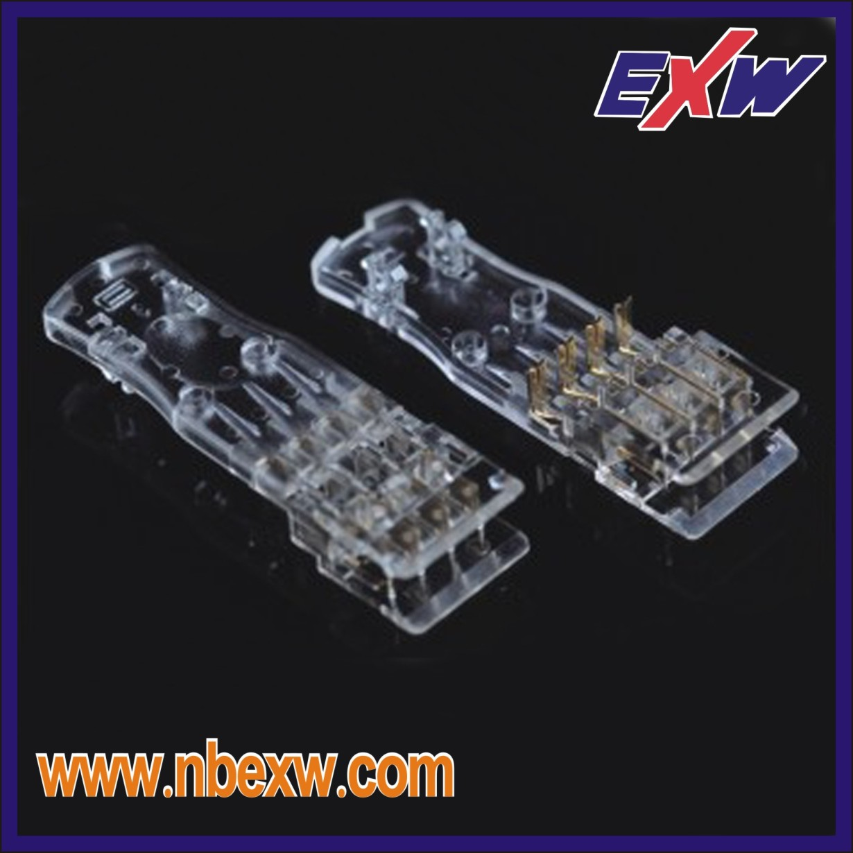 110 Telephone Connector 4 Pair