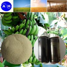 Adubo líquido do ácido aminado do zinco do boro do cálcio