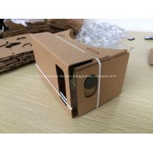 Promotional Imprinted Cardboard Vr Glasses