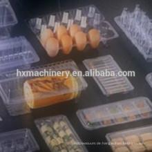 Vakuumformmaschine für Apfel / Pfirsich / Tomate / Birne / Kiwi / Birne Verpackung