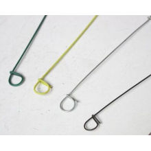 Colorful PET Coated Metal Bag Tie Wire