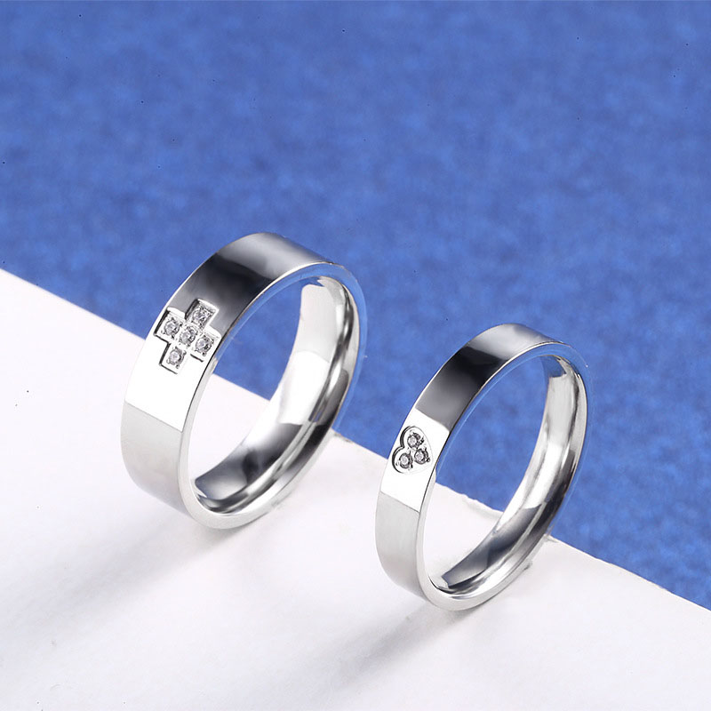 gold plated wedding ring sets