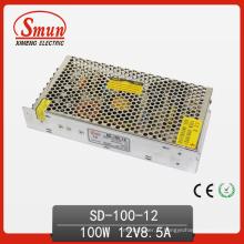 Fonte de alimentação de comutação de 100W 12V DC-DC