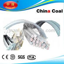 Tunneling U-Form Stahl Unterstützung für Minning verwenden