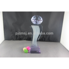 2017 New Arrival Wholesale crystal Trophies and Awards