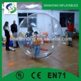 China cheaper inflatable water walking ball with pump
