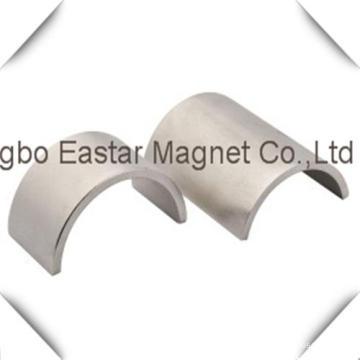 N35-N52 Motor Magnet Sintered Neodymium with Nickel Plating