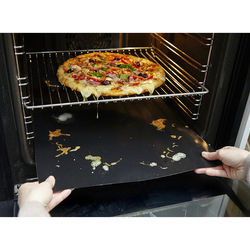 PTFE Non-stick And Reusable Microwave Bottom Mat Protect Oven Bottom