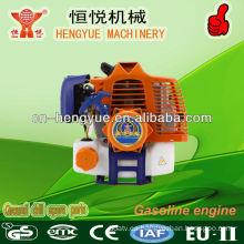 gasolina motor 1 hp 1E44F-5 pequeña energía de barrena de cortador o tierra de cepillo