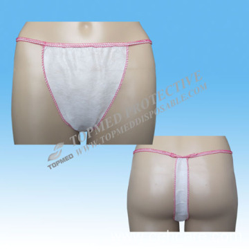 SPA Disposable Underwear for Women and Men / SPA Sexy Panties/ Bikini/Tanga