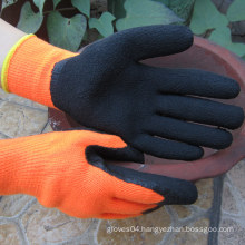 Thermal Latex Palm Coated Construction Working Glove