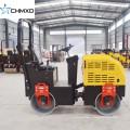 Rodillo compactador tándem compactador 1ton