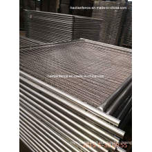 40mm Pipe Heavy Duty Galvanized Temporary Fence Panel