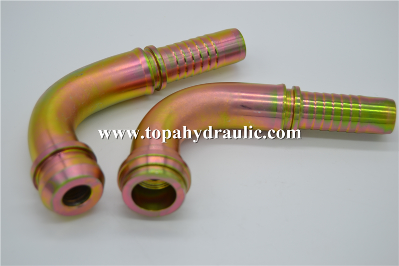 22692 steel hose tractor system small hydraulic fittings