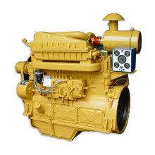 (G128ZLD G128ZLDII) 6 цилиндровый Шанхай Dongfeng дизельный двигатель для генераторных установок