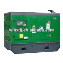Super quailty 58kw silencioso gerador diesel lovol com CE