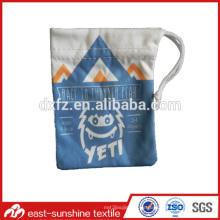Microfaser Gewebe Customed Logo Beutel Brillenetui