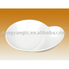 Venta directa de fábrica Ensaladera de porcelana de 10 pulgadas