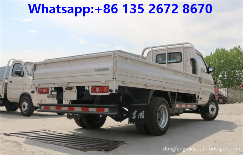 3 Tons Diesel Cargo Truck5