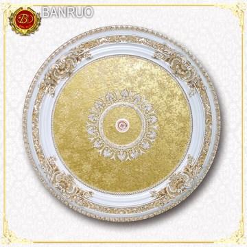 Künstlerische Deckenleuchte Platte (BRRD100-F1-089)