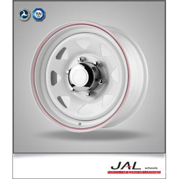4x4 Wheels for Jeep Trailer Steel Wheel Rims Hot sale China Wheel