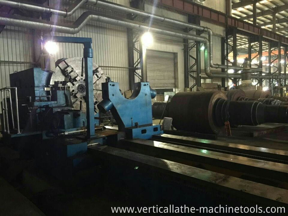 Large Swing CNC Lathes