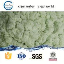 sulfate ferreux heptahydraté produits chimiques de traitement de l'eau cristal vert