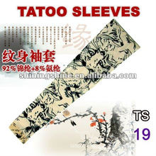 2016 fashion men fake tattoo sleeves for men and women