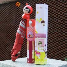 Parapluie manche Speicla Cartoon en bouteille (YS-3FB004A)