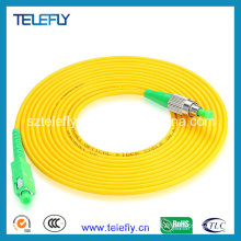 FC/APC-Sc/APC Fiber Optic Patch Cable