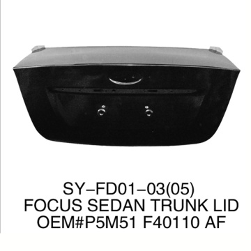 Trunk Lids For Ford Focus 2005