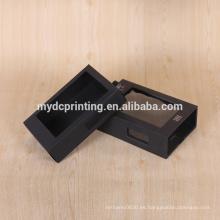 Deslice la caja de papel del cajón del regalo para el empaquetado del lujo del perfume