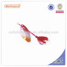 SPL019 Китай оптовая продажа рыболовных компонент алибаба приманки spinner приманки плесень