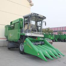 Descarga automática autopropulsada cosechadora maíz / maíz