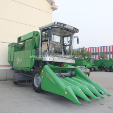 Less diesel consumption  corn combine harvester