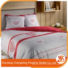 China fornece o último tecido de capa de capa de cama para o mercado europeu