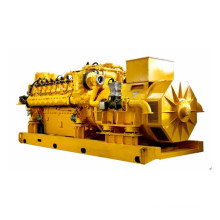 High Performance Natural Gas Generator Set