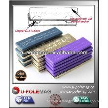 Hot sale U-POLEMAG Neodymium Magnetic Badges