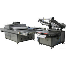 TM-UV750-4 UV-Trocknung Maschine + Tmp-70100 flach Bildschirm Drucker Kit
