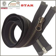 # 5 Bronze Zipper