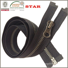 #5 Bronze Zipper