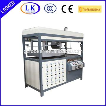 Blister forming machine for PVC PET PETG HIPS PS PP etc