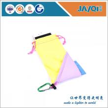 Microfiber Eyeglass Pouch Low Price