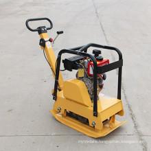 Wholesale price road paving equipment diesel plate compactor