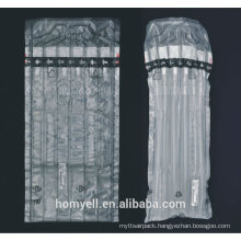 air pad packaging for toner HP1215/CB540,inflatable air box packaging,air cushion packaging