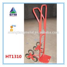 trepador de escada de aço China três rodas