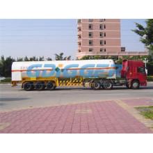 LPG Transportation Semi Trailer LPG Truck