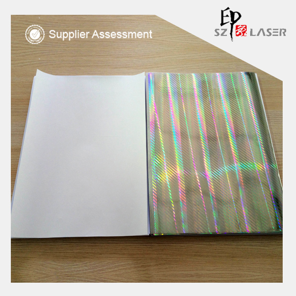 Pillar Hologram Paper