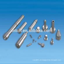Fuente de la fábrica de piezas de torno de acero inoxidable